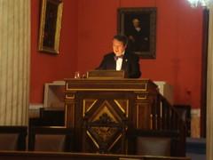 """Ceremonia de investidura del Dr. Javier Garciadiego y de la Dra. Liliana Weinberg como doctores honoris causa y Simposio """"Ideas y Letras"""