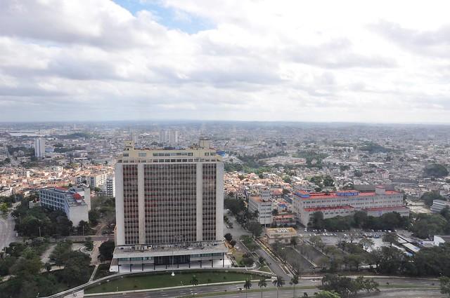 Revolution square, Havana Cuba