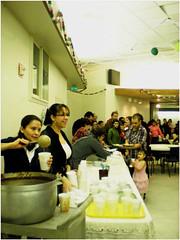 Celebración de Posada Mexicana en Anchorage