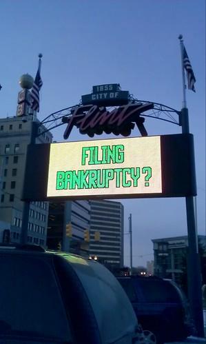 Flint, Y U cliche?