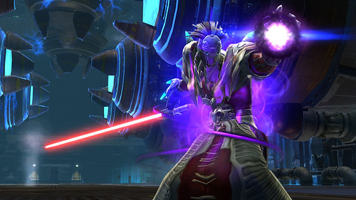 SWTOR Sith Sorcerer Build and Spec Guide - PVP/PVE