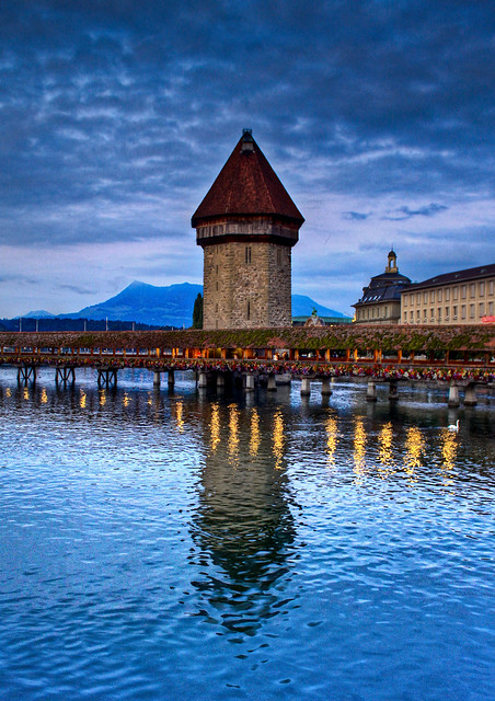 0264 - Switzerland, Luzerne HDR