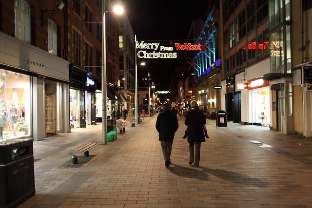 Belfast City, NI