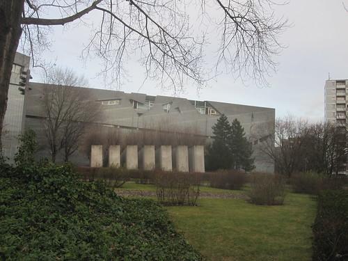 El Jardín del Exilio Museo Judío de Berlin