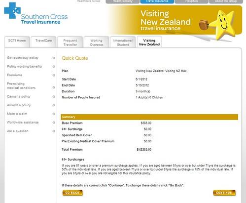 纽西兰打工度-我是否需要旅游保险