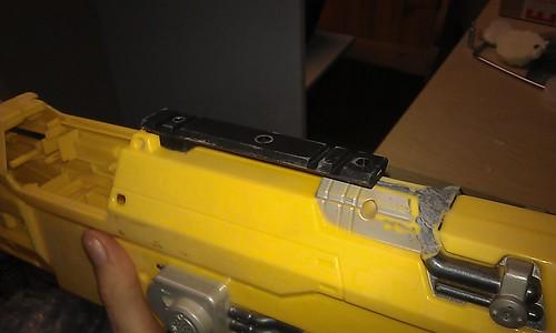 Testing the rail