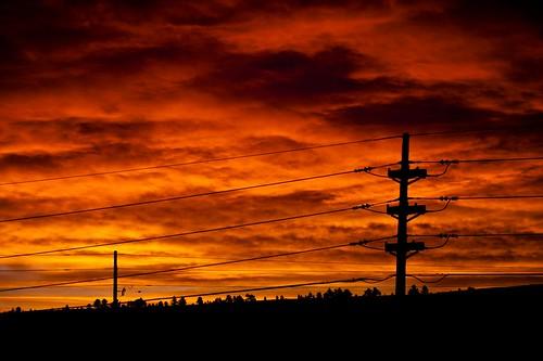 sky clouds nikon nikkor d700 2470mmf28g