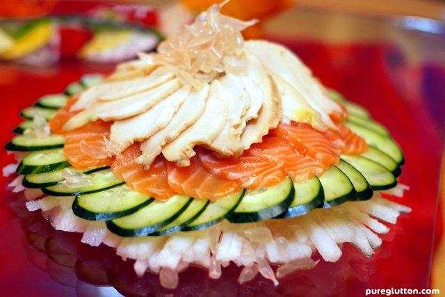 abalone salmon