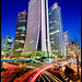Shinjuku Junction by Rob Shaw (BFL)