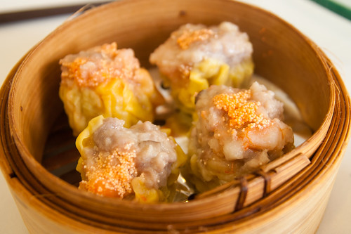 Caviar Topped Siu Mai at Regal 16 Chinese Restaurant