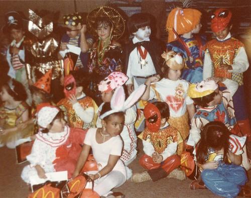 1984 10 31 Halloween 666