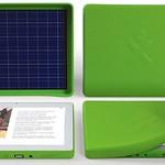 Революционный планшет на солнечных батареях