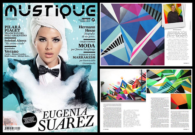 Mustique Magazine : Parallel Universe.
