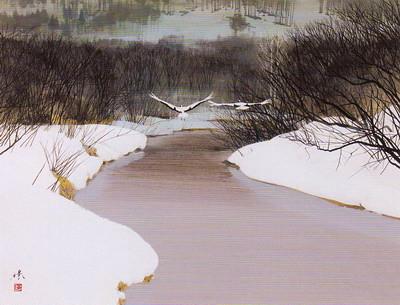 ■牧野 環 日本画展■−忘れずの風−