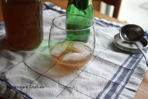 Make Your Own Ginger Ale: Ready for Sparkling Water
