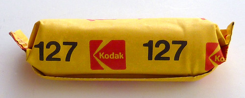 Kodacolor 127 rollfilm by pho-Tony