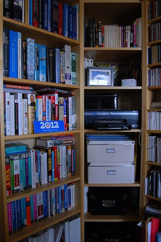 Non-Fiction Bookshelves
