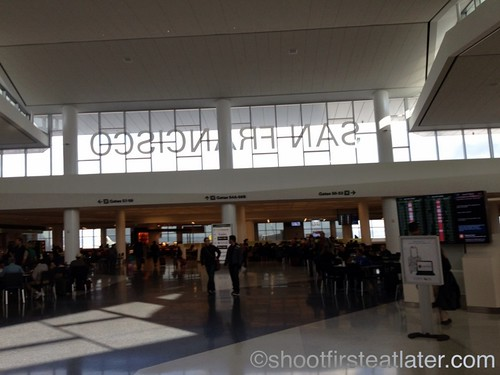 San Francisco Airport terminal 3