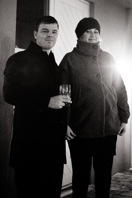 Óli og Berglind