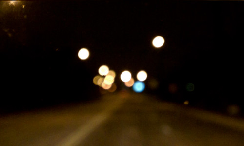 Street Light Bokeh