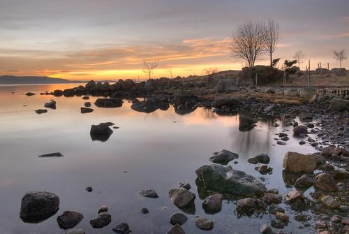 sunset sun norway norge high nikon dynamic vibrant scenic sigma range hdr rogaland 1850mm d80