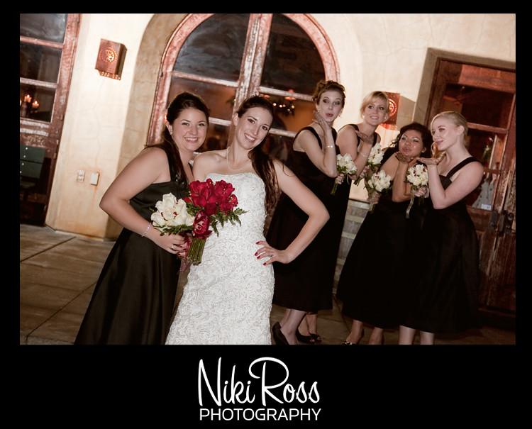 BrideMaidBlowingKiss