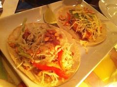 Kung Pao Shrimp Tacos - Vynl