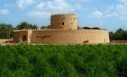 Al Ain Fort, Abu Dhabi