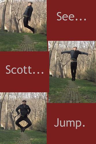 Scott Jumping