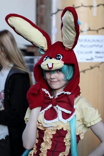 bunny canon 50mm cosplay convention frostbite ef50mmf14usm 550d vocaloid hatsunemiku desucon