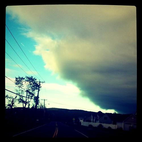 Crazy cloud
