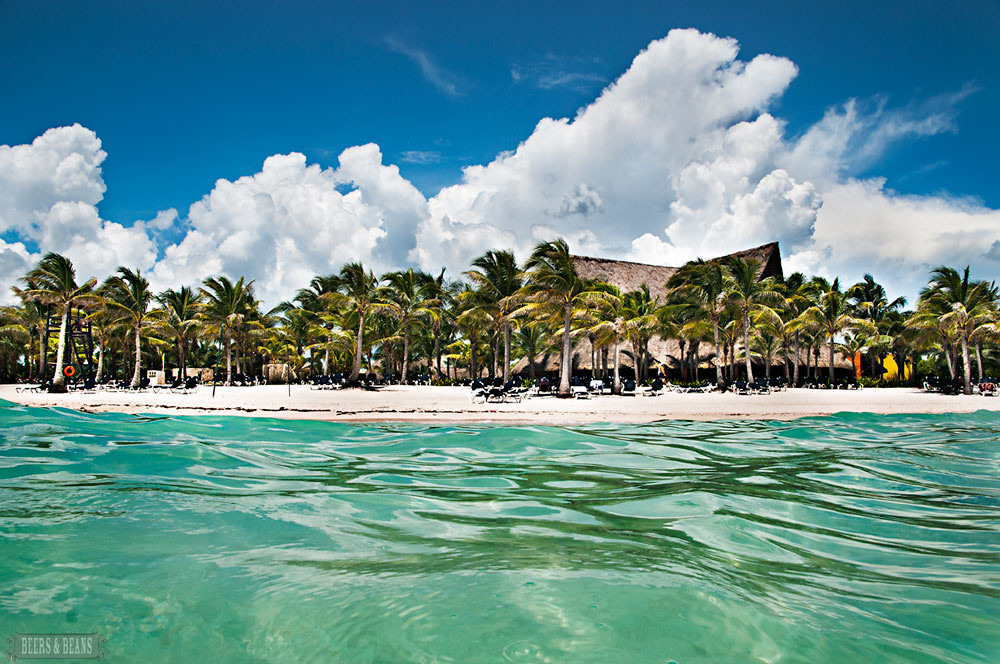Barcelo Resort in Riviera Maya, Mexico