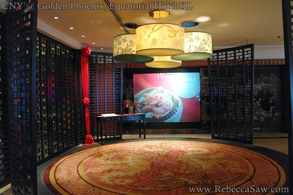 equatorial hotel chinese new year