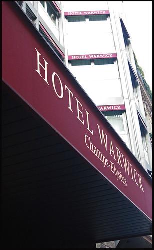 Le W - L'atelier de Dorian - Hotel Warwick Paris 8ème