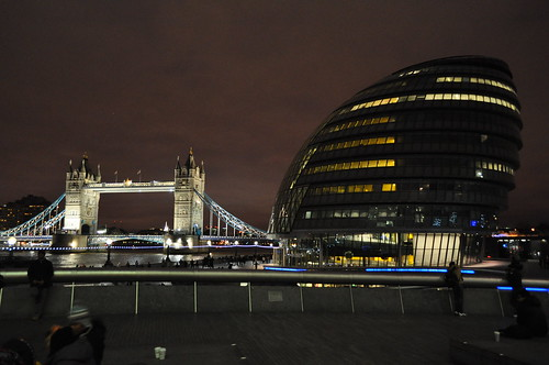 Tower Bridge y City Hall