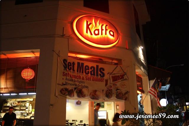 Kaffa Kafe @ China Street