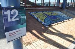Al port d'Auckland va ser on van enfonsar el Rainbow Warrior de Greenpeace