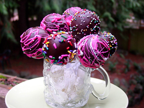 Bake Pop - Cake Pops