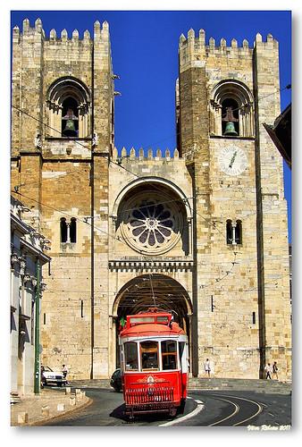 Sé de Lisboa by VRfoto