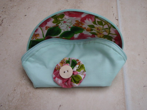 Dumpling purse