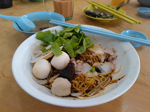 Teochew Fishball Noodles