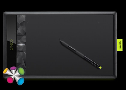 Wacom Bamboo Fun graphics tablet