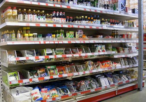 Sushi artikelen bij Oriental in Delft
