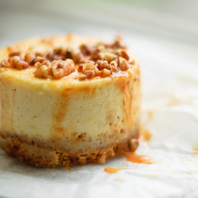 Caramel pecan cheesecake | Flickr - Photo Sharing!