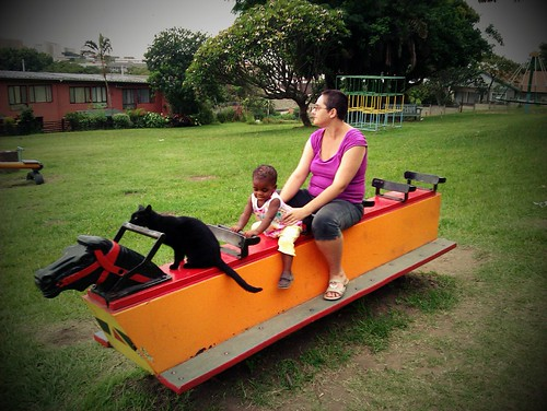 Thanda, Diesel & Mum