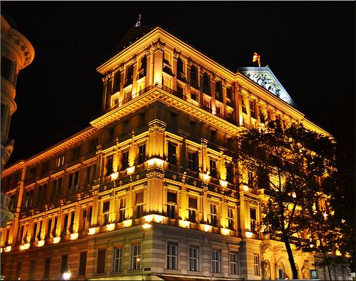 Hotel Imperial - Ringstrasse - Innere Stadt -Vienna-