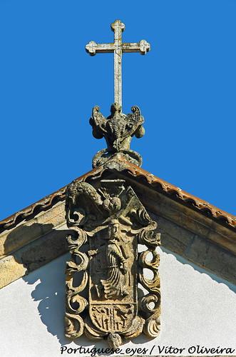 Capela do Calvário - Castelo de Ferreira de Aves - Portugal