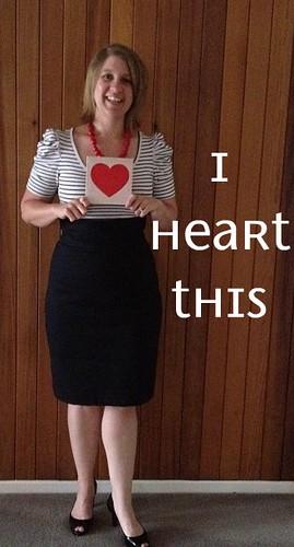 Jenny Skirt Front
