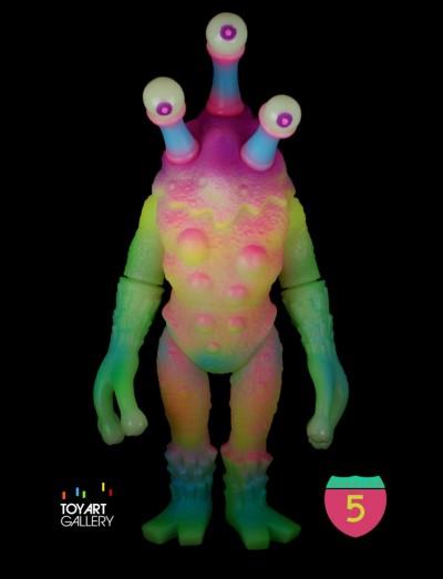 Alien Argus x Nebulon5
