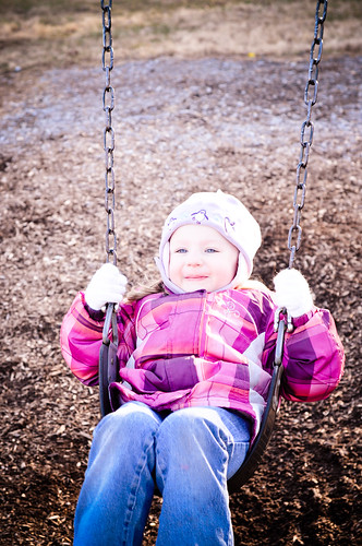 Playing At The Park | 01/23/2012